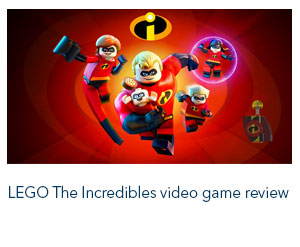 LEGO The Incredibles video game review