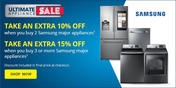 Ultimage Appliance Sale
