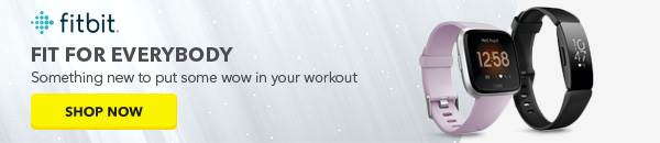 Fit for everybody - something new to put some wow in your workout