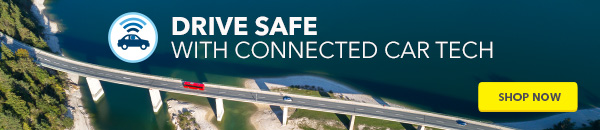 Drive safe with connected car tech