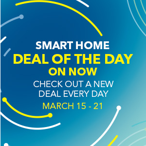 Smart Home - Deal of the Day on NOW - Check out a new deal every day