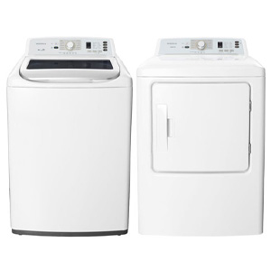 Washer & dryer sets as low as $799.99