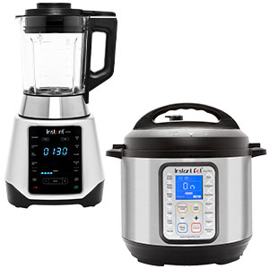 on select Instant Pot appliances.