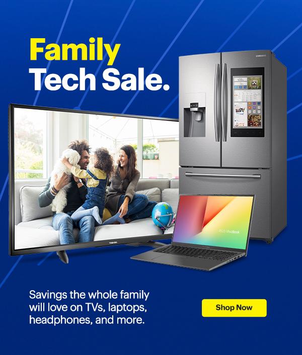 Family Tech Sale
