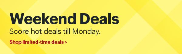 4 Day Weekend Deals