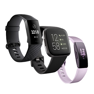 Save up to $70 on select Fitbit wearable tech